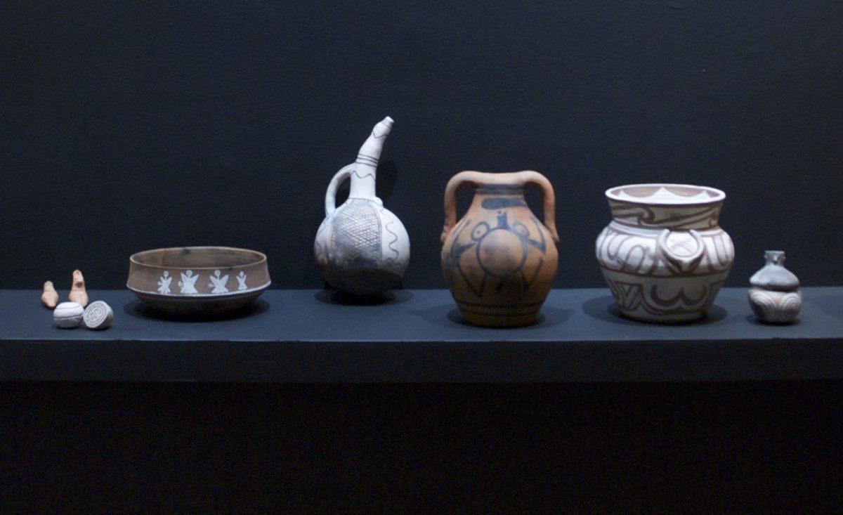 Experimental Archeology; Goddess Worship_installation_thumbnail