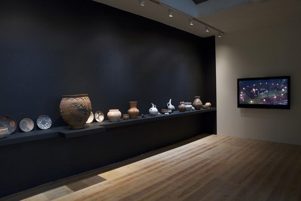 Experimental Archeology; Goddess Worship, Stedelijk Museum Büro Amsterdam