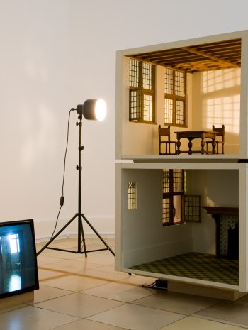 Small Scale Model of a Home (Vermeer Studio)