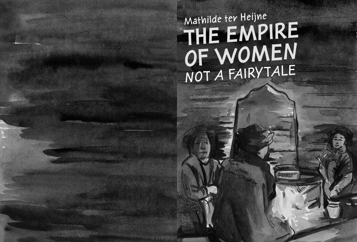 The Empire of Women, Not a Fairy Tale, English cover