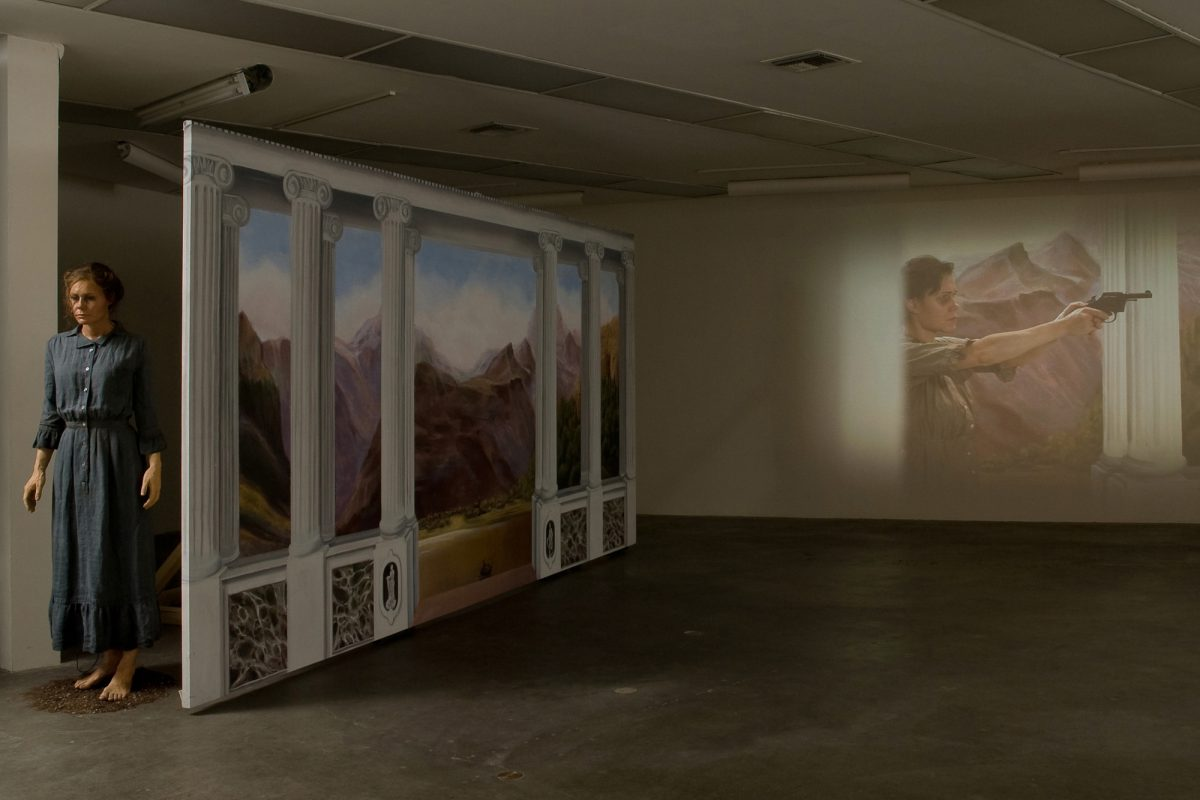 Depressing Years, installation view