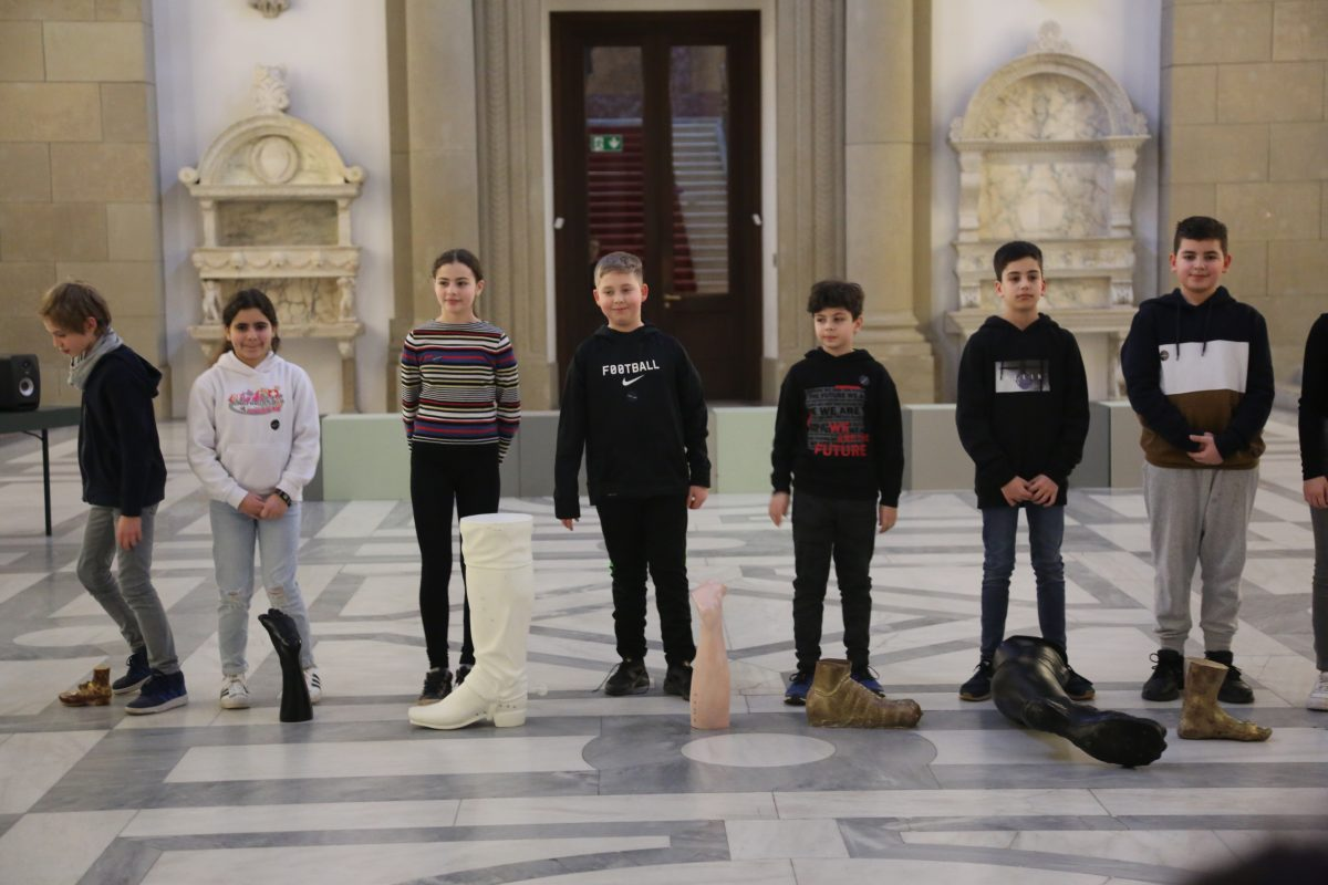 von der Schule am Rathaus, Berlin